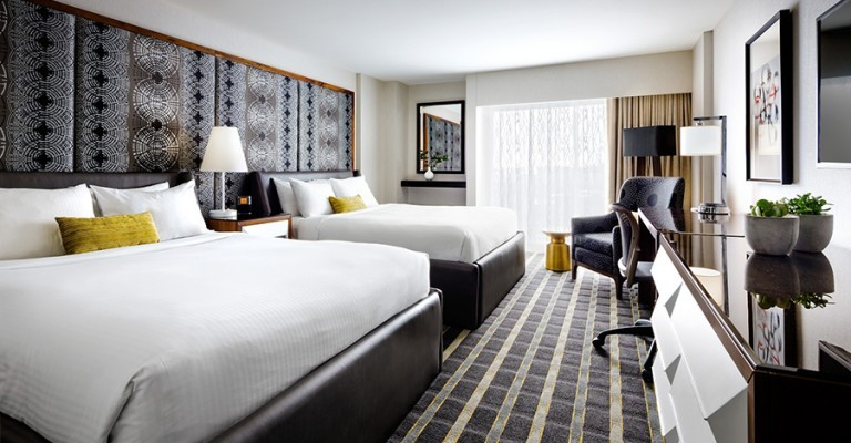 More than just a pretty space: Award-winning guest rooms combine function & beauty - Hotel Arts