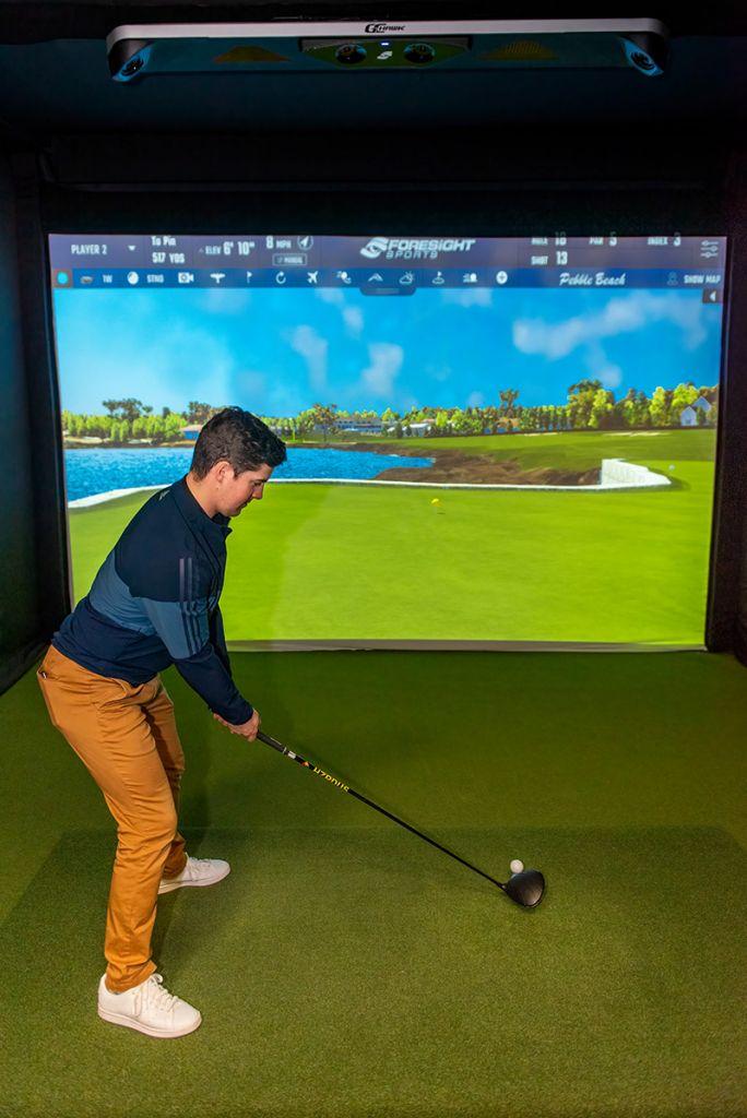 Golf Studios at Hotel Arts